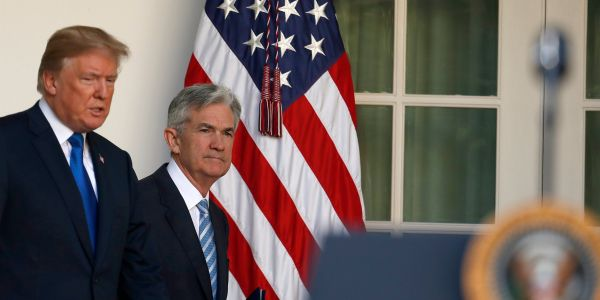 Trump has been putting pressure on his Fed chief for nearly a year - and it's raising serious questions about how the central bank is supposed to function