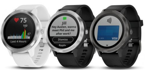 Garmin Pay contactless payments go live on the Vívoactive 3 smartwatch