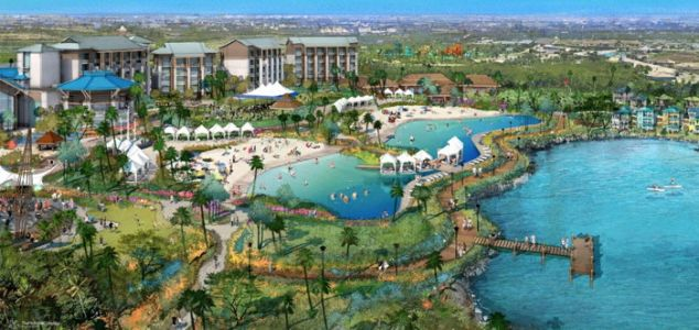 300 Acre Margaritaville Resort Orlando Opening January 2019