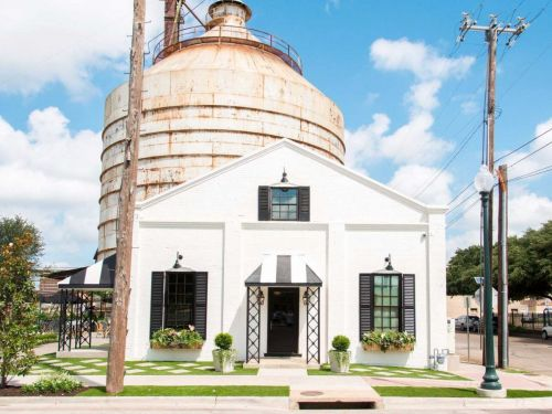 HGTV stars explain how an abandoned cotton mill in their Texas hometown became the smartest investment they ever made