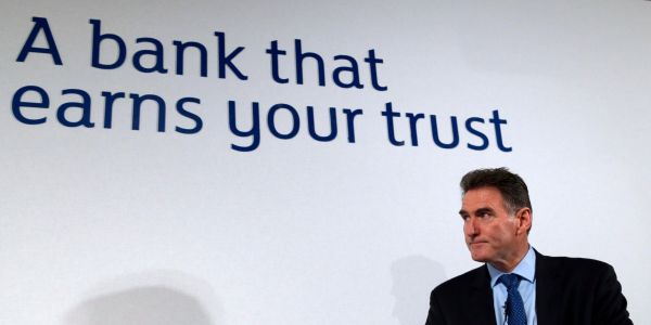RBS made its first annual profit since the financial crisis - but it is not out of the woods yet