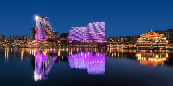 W Xi'an Hotel Opens in China