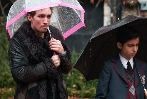 'The Umbrella Academy' creator explains why he loves working with Netflix: 'I'm unfettered from the bulls--'