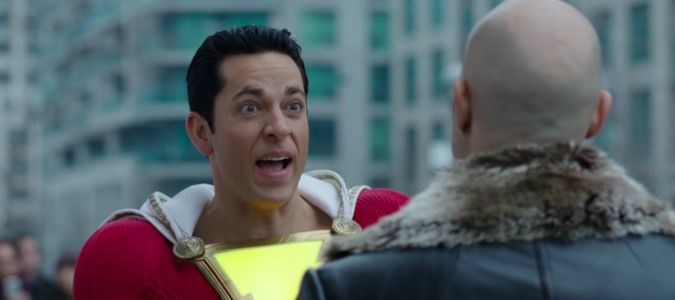 Warner Bros. is releasing a superhero movie called 'Shazam' next year that looks a lot like 'Big' - here's the first trailer