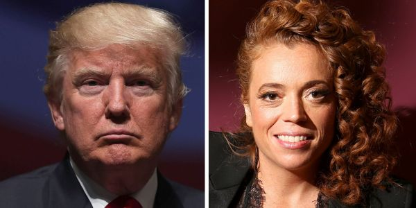 Michelle Wolf responds to Trump trashing her comedy with a taunt about Khashoggi: 'I bet you'd be on my side if I had killed a journalist'