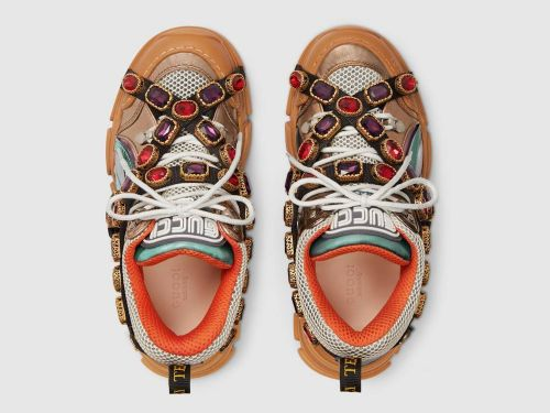 Gucci is selling bejeweled sneakers for $1,590 - and people actually want to wear them