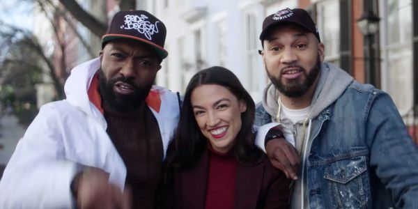 Alexandria Ocasio-Cortez explains 'farting cows' and a 70% tax on the ultra-rich on 'Desus & Mero'