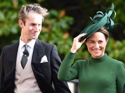 Pippa Middleton has just given birth to a baby boy - here's a look back at her best maternity looks