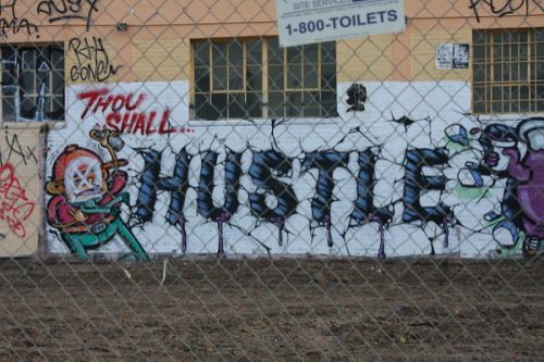 The Art of the Small Business Hustle