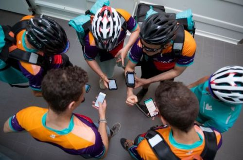 Deliveroo: A pea shooter may be Amazon's Trojan horse