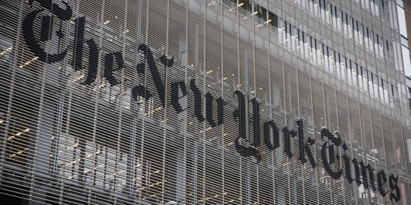 New York Times journalists openly protest against publication after it ran an op-ed by Sen. Tom Cotton calling for military action to quell protests