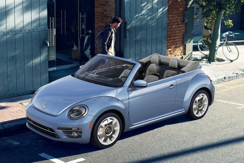 Volkswagen is ending its Beetle production