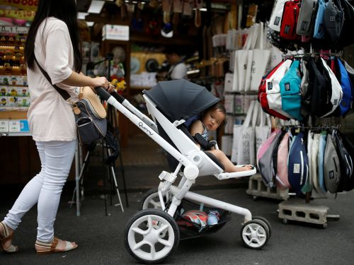 South Korea's birth rate crisis is so dire, the country is offering free cash to entice rich people to have kids