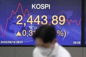 Asian stocks retreat on lack of new Fed action