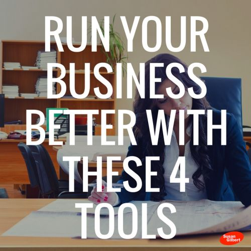 Run Your Business Better With These 4 Tools