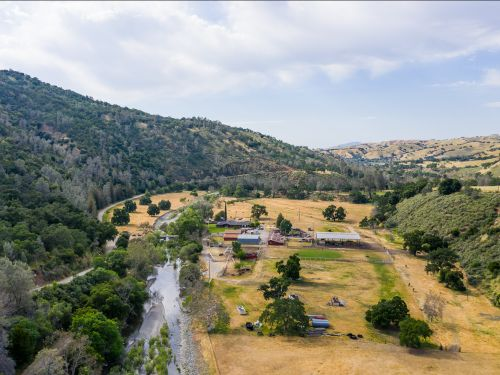 A massive California ranch that may be the biggest piece of land for sale in the state is on the market for $72 million - here's a look inside