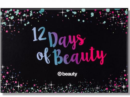 Target is selling a $20 beauty advent calendar, and you'll want to gift it to yourself
