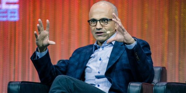Microsoft's Satya Nadella uses a subtle fear tactic to win cloud business away from Amazon