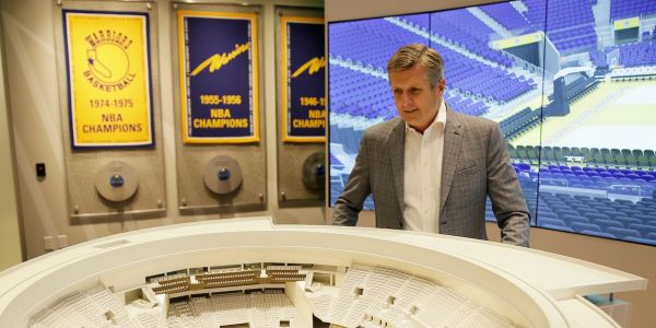 Warriors President Rick Welts explains why their new $1.4 billion self-financed stadium was a one-of-a-kind situation other teams can't replicate