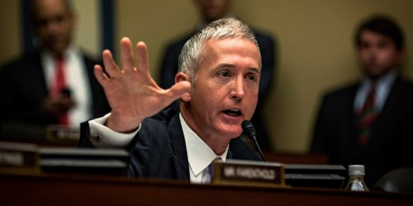 Republican Trey Gowdy suggests deputy FBI director will be ousted by next week