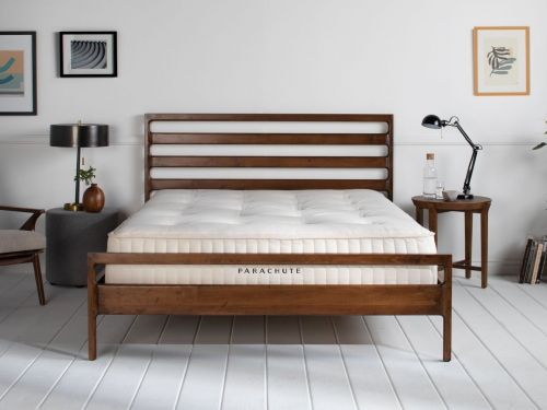 Cozy bedding startup Parachute is now making eco-friendly, plush mattresses - here's what they're like to sleep on