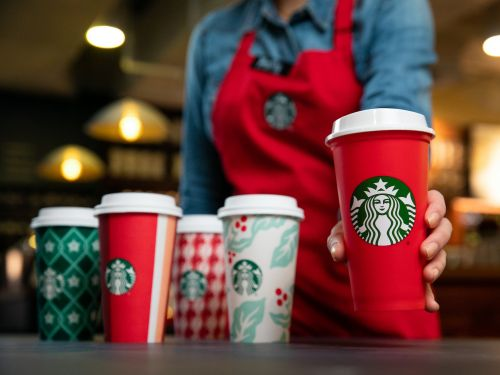 Starbucks is rolling out delivery at roughly 2,000 stores across the US as customers ditch old-school cafés