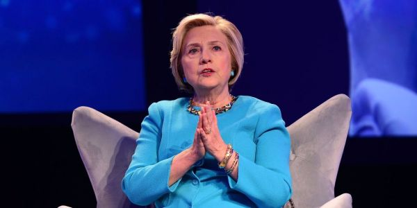 Hillary Clinton opens up on right-wing media in interview with conservative radio host Hugh Hewitt