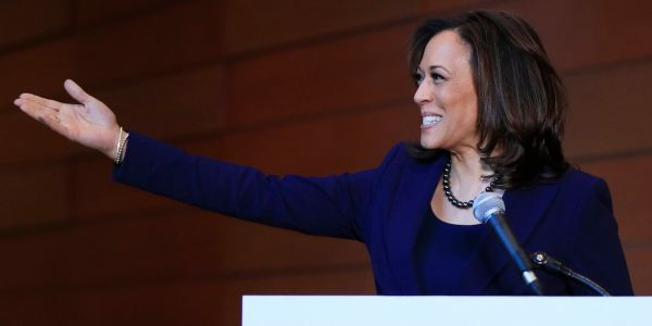 Kamala Harris just unveiled a bold new plan to give US teachers a 23% pay raise