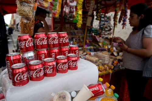 There's a church in Mexico where Coca-Cola is used in religious ceremonies