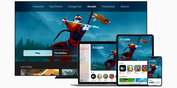 Apple just announced Apple Arcade, a new subscription service for exclusive Mac and iOS games