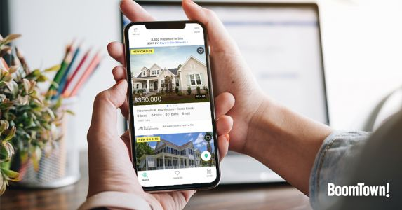 BoomTown Announces New Consumer-Facing Mobile App for Clients