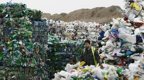 UK's plastics recycling industry accused of widespread fraud & pollution