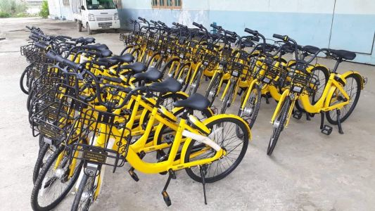 This entrepreneur is donating unwanted bike-sharing cycles to underprivileged students in Myanmar