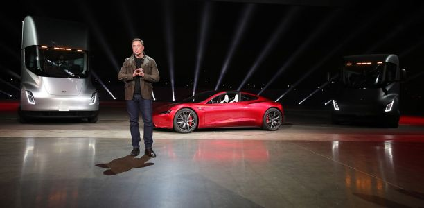 Tesla's new vehicles didn't send the stock soaring - and that could signal a new reality for the company