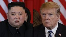 U.S. Imposes First New North Korea Sanctions Since Trump's Failed Summit