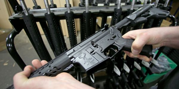 An AR-15 was found at the scene of the deadly Waffle House shooting - here's how it became the weapon of choice for America's mass shooters