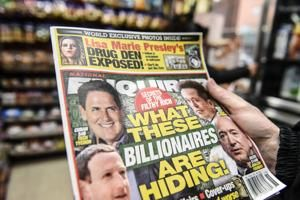 National Enquirer owner is being sold for $100 million to Hudson Media CEO