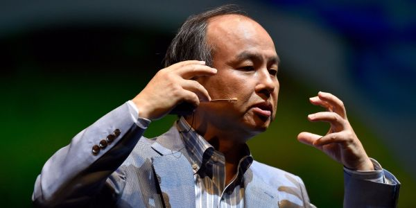 Inside a tense, whirlwind meeting with SoftBank's Masayoshi Son that landed a startup $250 million