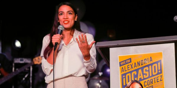 Alexandria Ocasio-Cortez is using Instagram stories to bring you behind the curtain of the Washington, DC establishment
