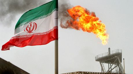'Strongest US sanctions ever' targeting Iran's oil go into effect. with 'temporary' concessions