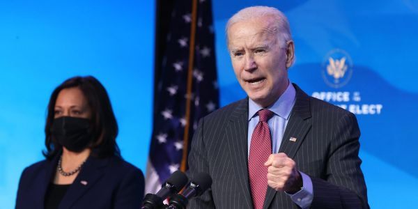 Biden's inauguration day will be unlike any other in history. Here's what to expect
