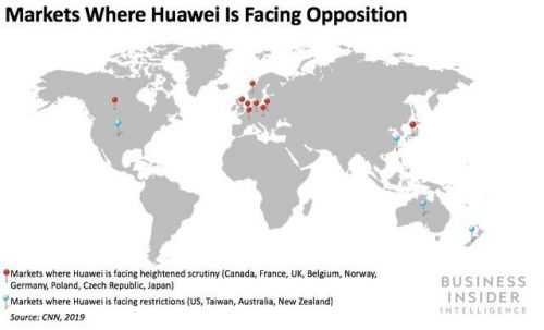 ZTE and Huawei are striving to alleviate security fears - and maintain access to valuable US and European markets