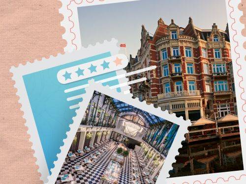 The best hotels in Amsterdam