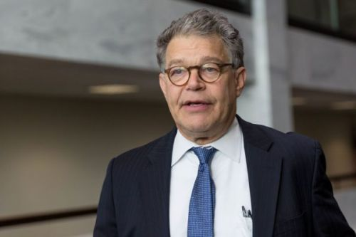 Al Franken's Photographer Saying Groping Image Of Leeann Tweeden Was Staged Is A Fake Quote