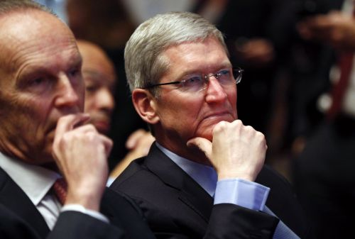 Apple's China problem isn't going away, HSBC says in its latest warning