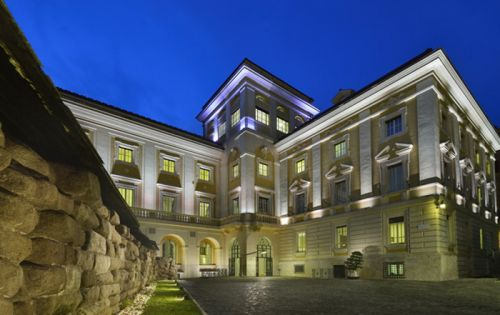 Historic Palazzo Montemartini Hotel in Rome Joins Radisson Collection