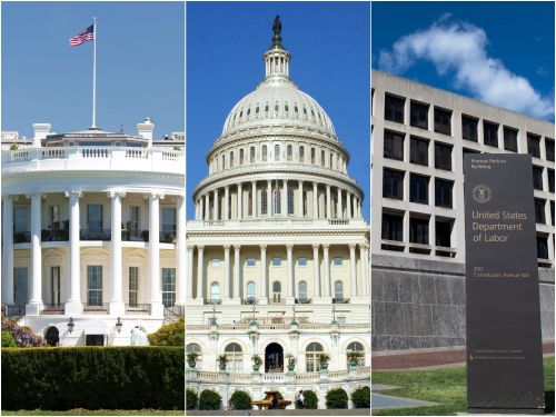 Washington moves of the week: Here's who's landing at the Biden White House, federal agencies, and Capitol Hill