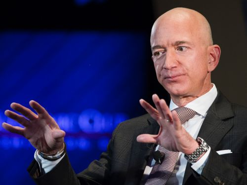 An Amazon staffer says over 450 employees wrote to Jeff Bezos demanding Amazon stop selling facial recognition software to police