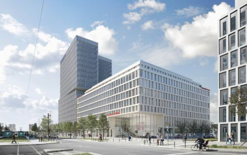 Leonardo Hotel Frankfurt Europaallee Announced for 2021