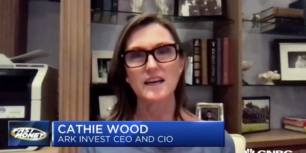 Star investor Cathie Wood snapped up the 13% slump in Tesla shares as her $27 billion fund slid in the tech shakeout
